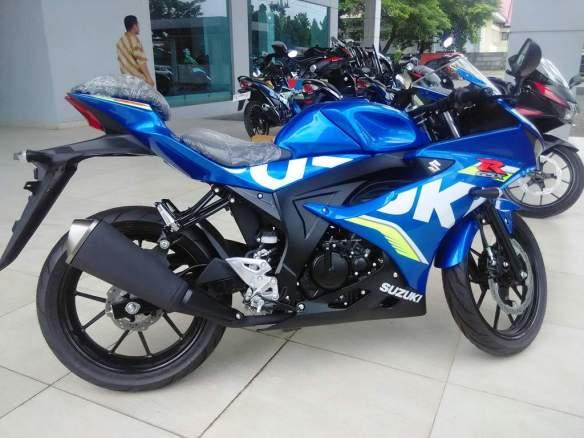 Line Up Dan Daftar Harga Serta Simulasi Kredit Motor Suzuki Makassar